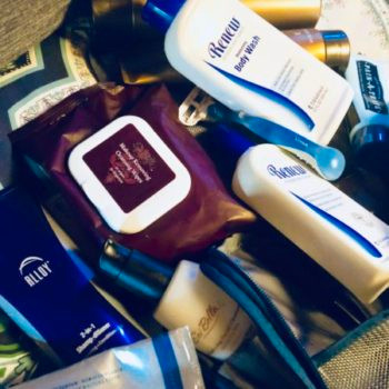 5 Tips For Traveling Light & Healthy