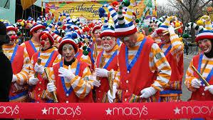 Macy's Parade 2013