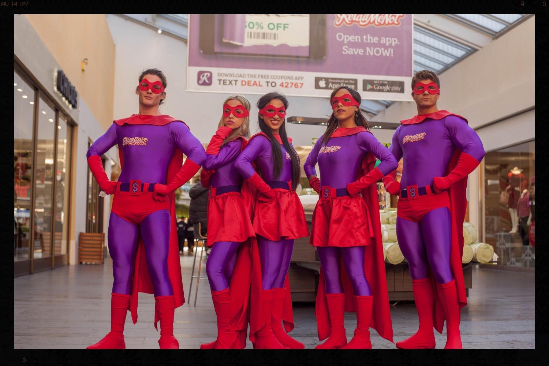 RetailMeNot Super Heros