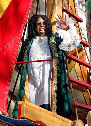 Whoopie Pirate Queen