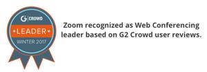 נבחרה לתוכנה הטובה ביותר לוידאו קונפרנס לפי סקר גולשים