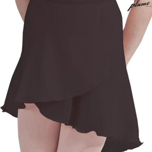 Lyrical Wrap Skirt