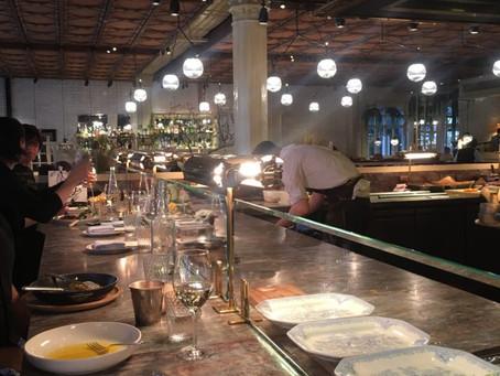 Restaurants à Londres qui vous permettront de lâcher prise le temps d'un instant...