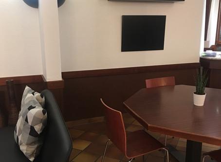 Rénovation du Restaurant du CIS à Marin