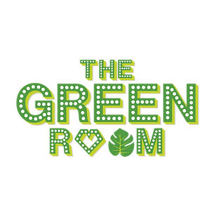 The Green Room Logo with Leaf.png
