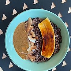 Chocolate & Coffee Oats