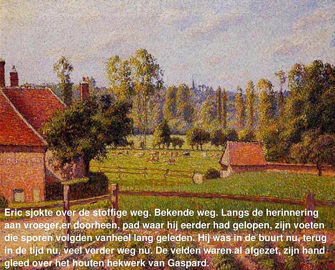 De boerderij van Gaspard