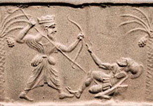 220px-Achaemenid_king_killing_a_Greek_ho