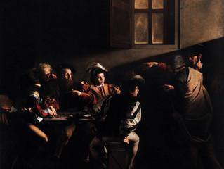 Tenebroso, dramatisch contrast tussen licht en donker