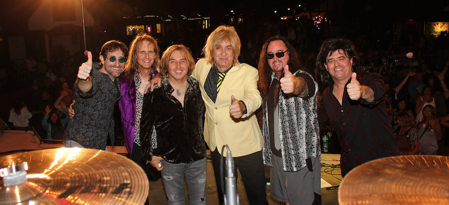 Forever Rod / A Tribute to Classic Rod Stewart at Lake Arrowhead Village