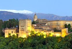 Inland Andalucía