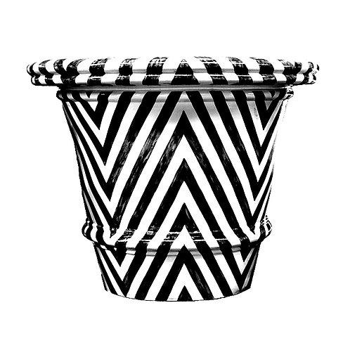 Contemporary Pot (79 D x 63 H)