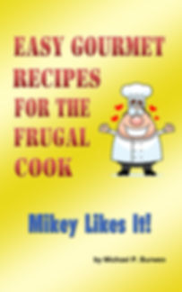 cookbook, easy recipes