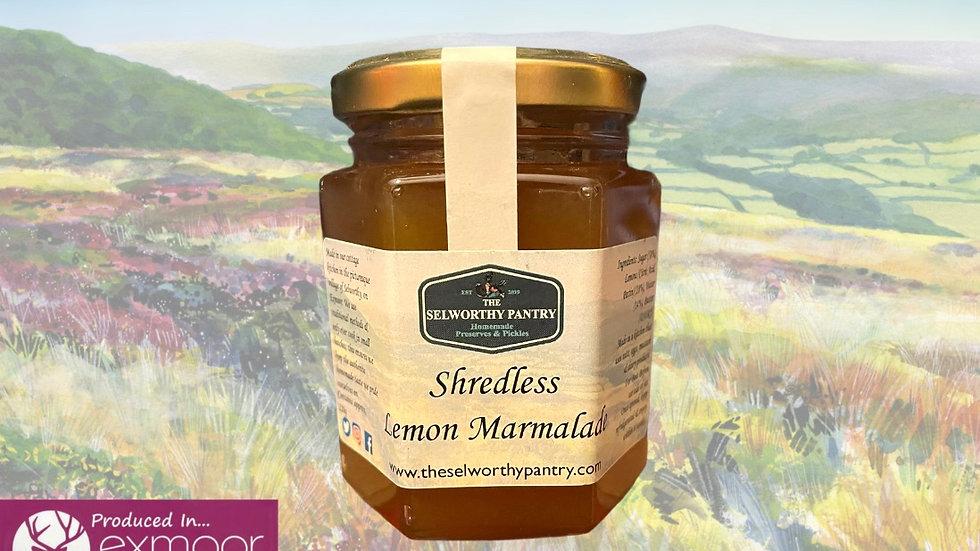 Shredless Lemon Marmalade