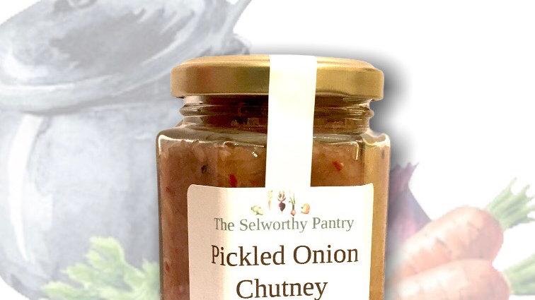 Pickled Onion Chutney