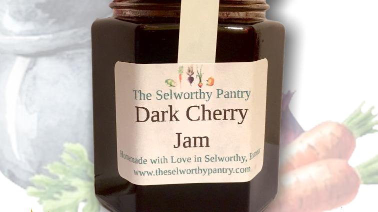 Dark Cherry Jam