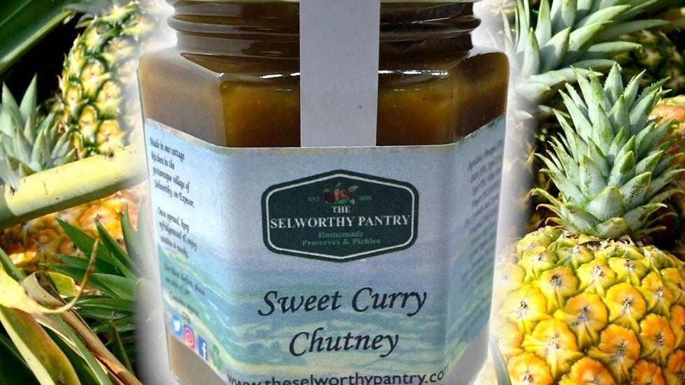Sweet Curry Chutney