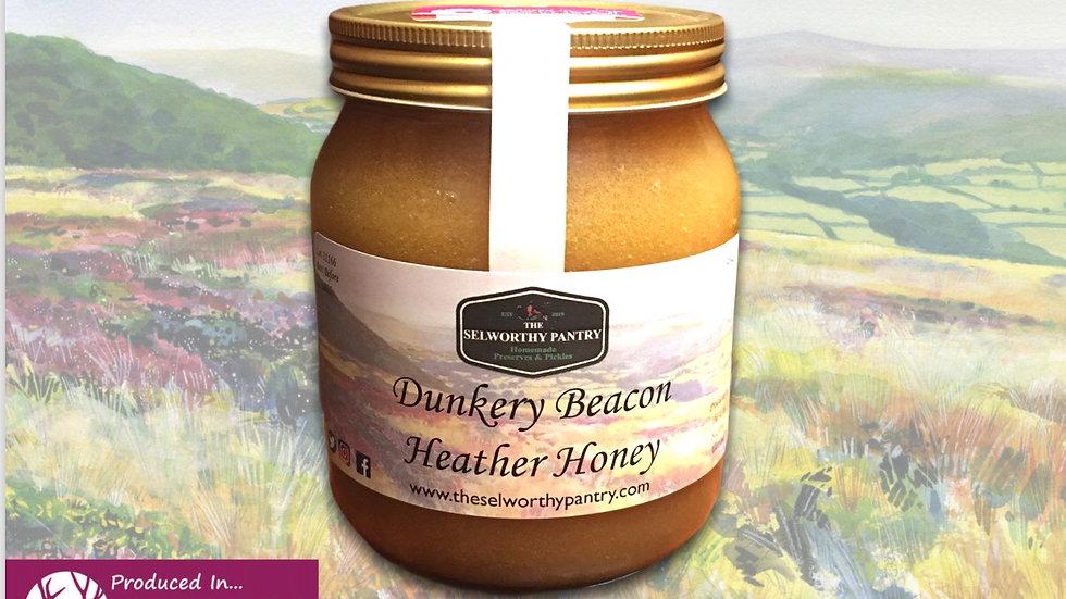 Dunkery Beacon Heather Honey
