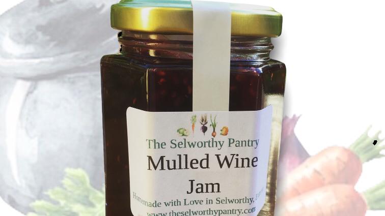 Mulled Wine Jam
