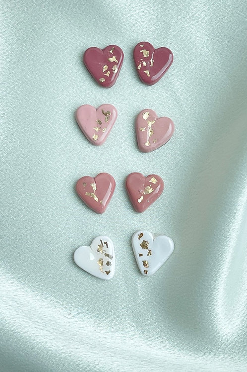 Mini Gloss Hearts