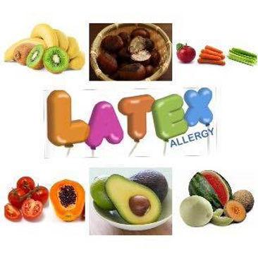 Latex Allergy? Cross-Reactive Foods To AVOID!