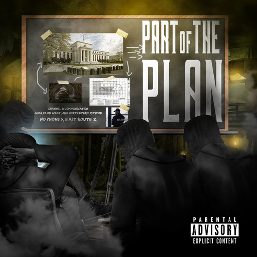 The O - Part of The Plan motion graphics