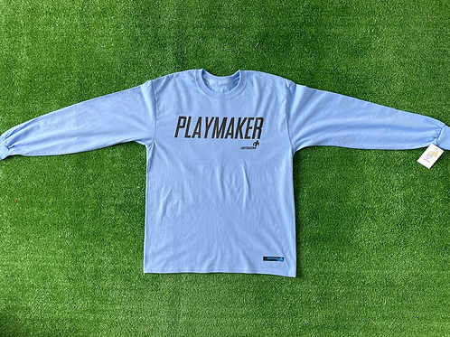 "Playmaker ""McCaffrey Skills"" Long Sleeve T-Shirt"