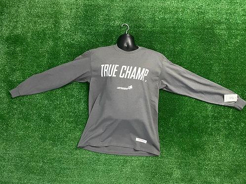 "True Champ ""Antonio Brown gets SBLV ring"" Long Sleeve T-Shirt"