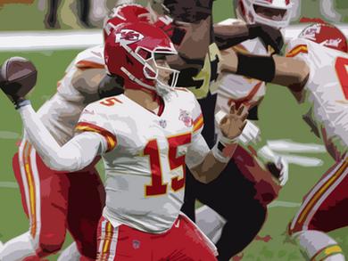 Saints sputter against Chiefs