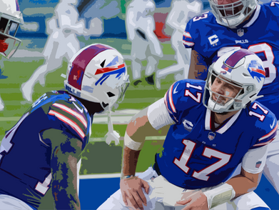 Bills advance to Divisional round, first time in 25 years