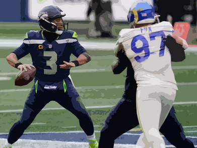Seahawks clinch NFC West with win over Rams