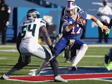 Fantasy 101: Allen and Bills dominate Seahawks in shootout