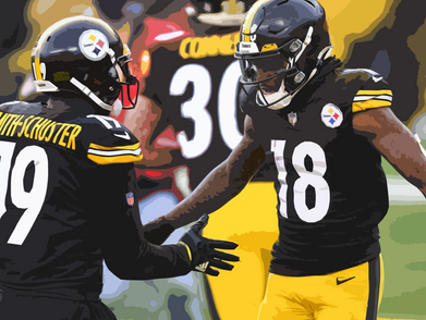 Steelers clinch AFC North vs. Colts
