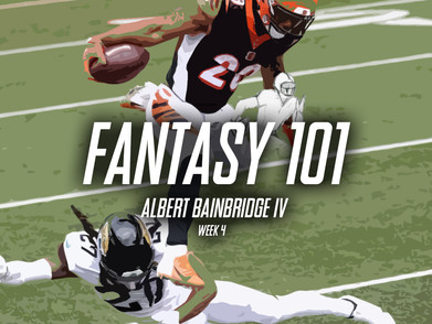 Fantasy 101: Studs and Duds from Week 4