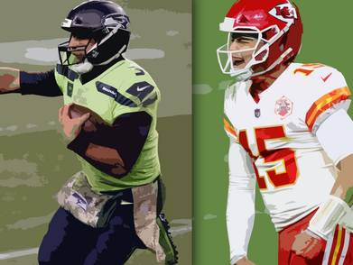 Candidates for NFL MVP 20'