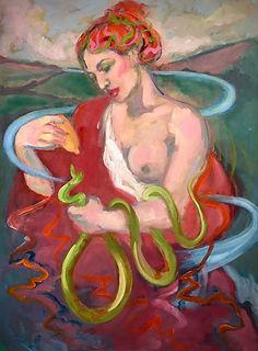 L.Dunbar'Hygeia'oil:canvas.80:60cm.jpg