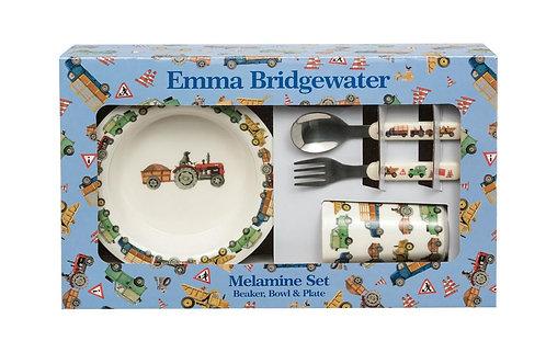 Emma Bridgewater - Men at Work Melamine Set