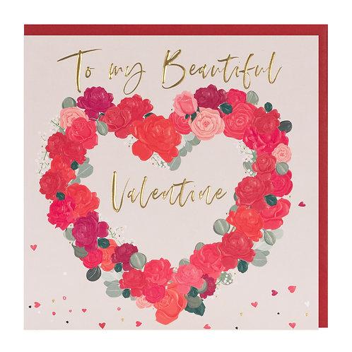 Belly Button Valentine Beautiful Valentine