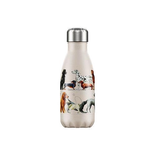 Emma Bridgewater Dogs 260ml Chilly's Water Bottle