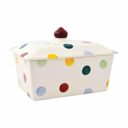 Emma Bridgewater Small Polka Dot Butter Dish