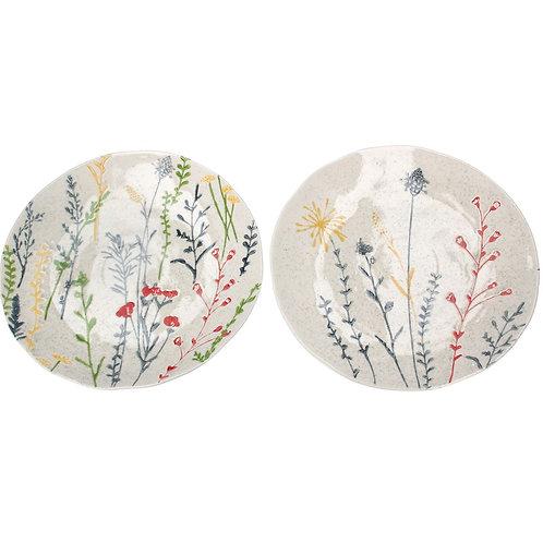 Ceramic Plate - Meadow
