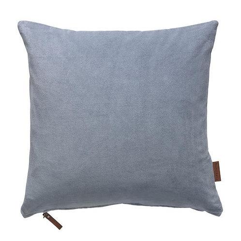 Cozy Living Soft Velvet Cushion Sky