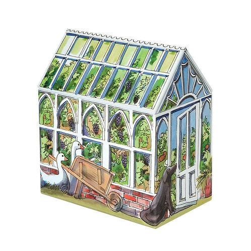 Emma Bridgewater - Green House Tin