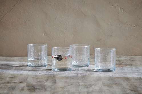 Yala Hammered Tumbler (Set of 4)