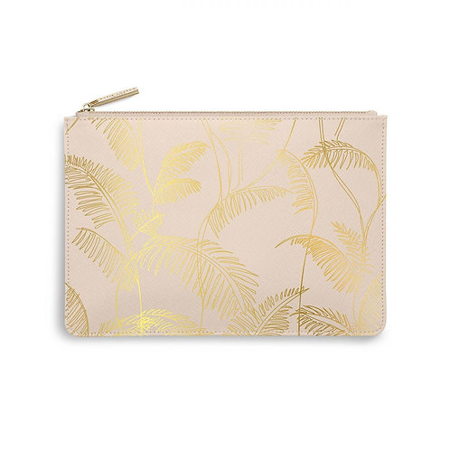 Perfect Pouch - Palm Tree