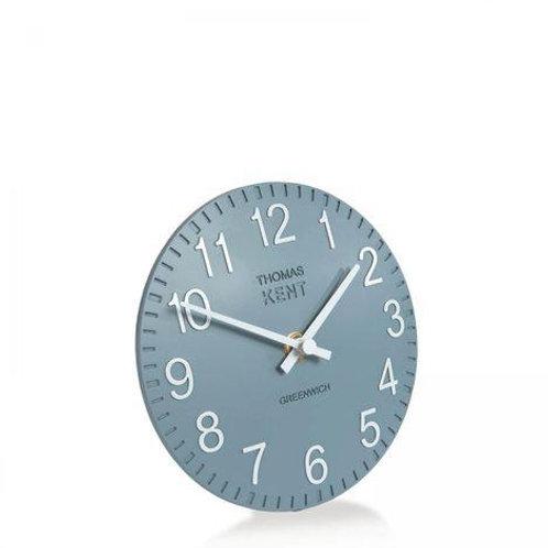 6 Inch Denim Mantel Clock
