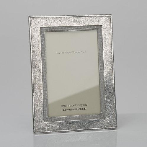 Bantham Pewter Photo Frame (6 x 4 cm)