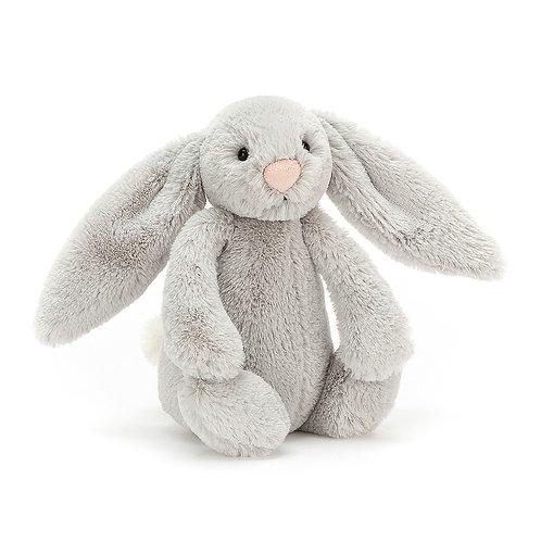 Bashful Silver Bunny Small