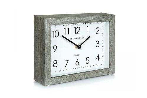 "7"" Smithfield Mantel Clock Limestone"