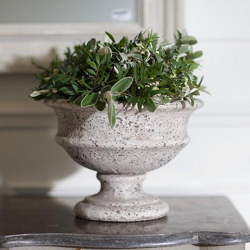 Birkdale Stone Urn Shaped Planter